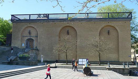 Göteborgs konsthall stenges ikke