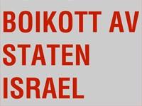 Opprop for boikott av Israel