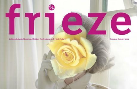 Frieze lanserer ny tysk-engelsk publikasjon