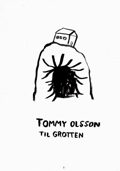 Tommy Olsson til Grotten