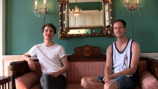 Videointervju med Anders Holen og Mads Andreas Andreassen