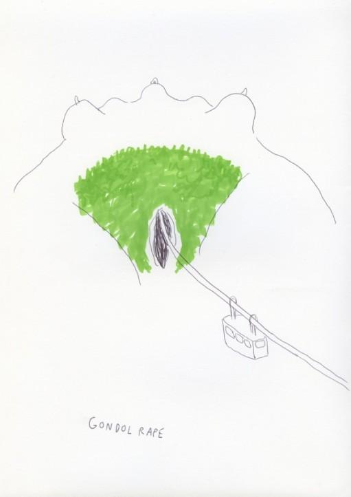 Gondol rape