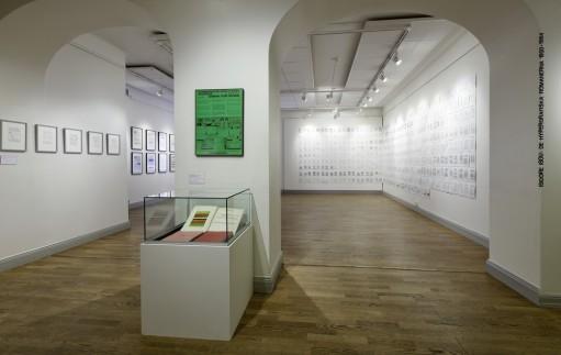 Skriftblock och teckenflöden