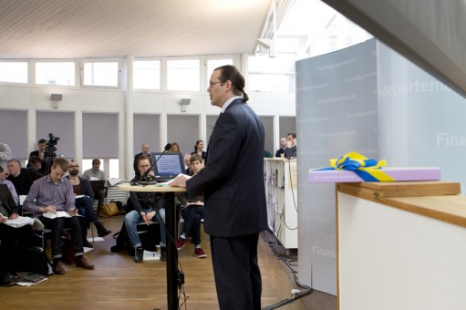 Den borgerliga alliansens budgetproposition 2013