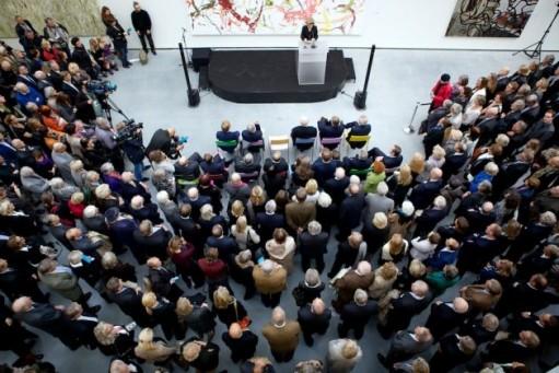 Kunstkritikk-redaktør avlyser foredrag ved Astrup Fearnley