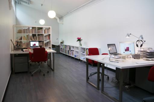 Ledige kontorplasser på Kunstnernes Hus