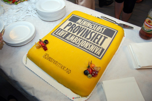 Kunstkritikk Celebrates Its First Decade