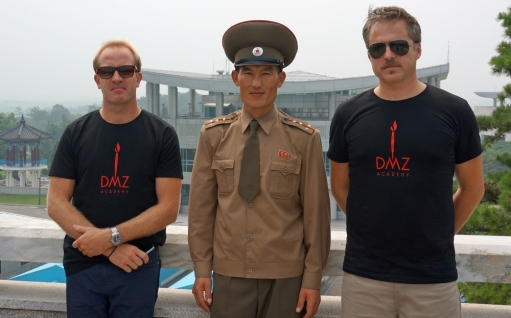 Launching a Pop-Up Academy in North Korea