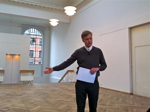 Charlottenborg uden direktør – igen
