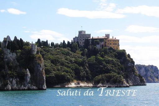 Vykort från Trieste