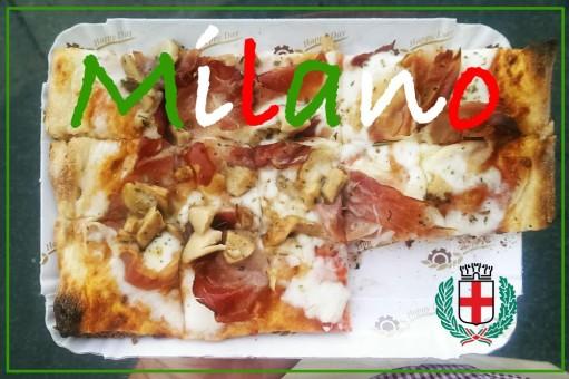 Postkort fra Milano