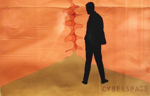 (Gen)opfindelsen af cyberspace