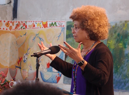 Angela Davis' Two Lessons