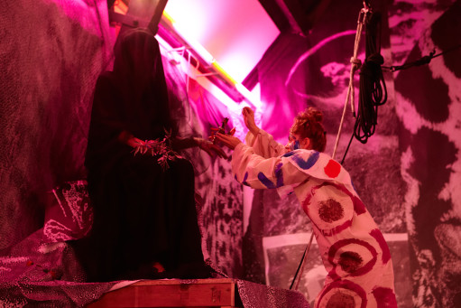 Ten Questions: Marvin Gaye Chetwynd