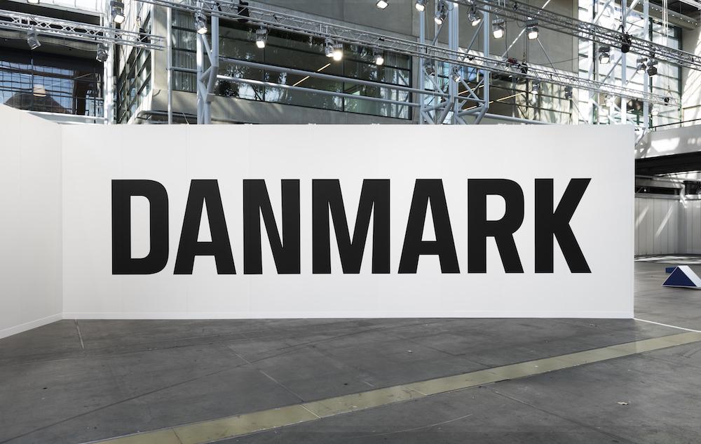 Kunstefteråret i Danmark
