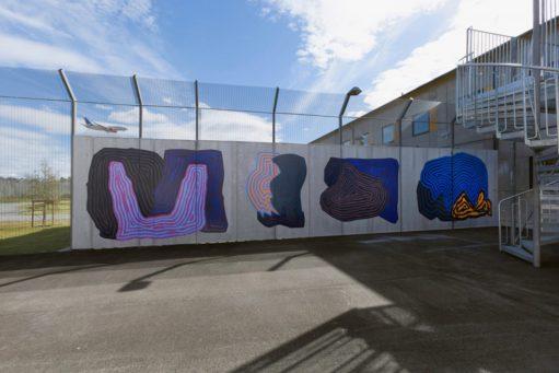 Kunst og politikk på Trandum