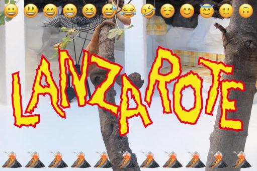 Postkort fra Lanzarote