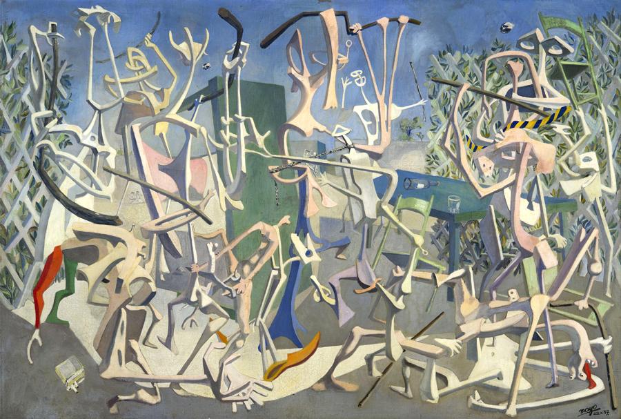 Tid att omvärdera det abstrakta måleriet
