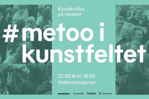 #Metoo-debatt strømmes live kl 18