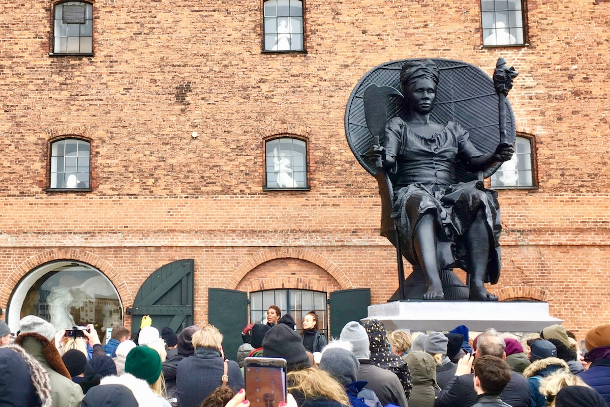 A Monumental Challenge to Danish History
