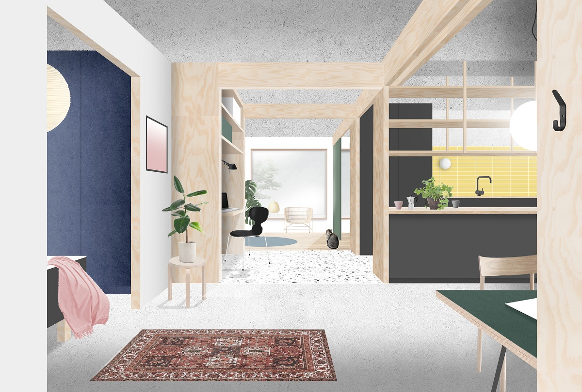 Drømmen om en sosial boligbygging