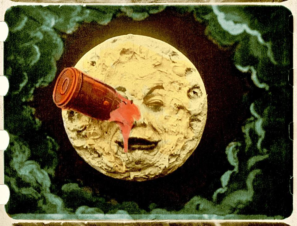 Hård månelanding