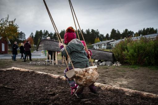 Ett samiskt rum i dåtid, nutid och framtid