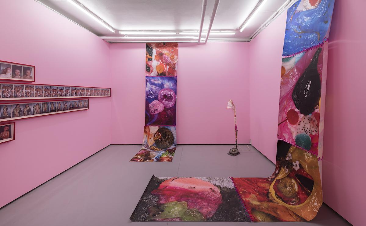 Pink Cube + Tenthaus = Pink Haus