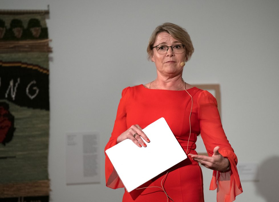 Gitte Ørskou ny chef för Moderna museet