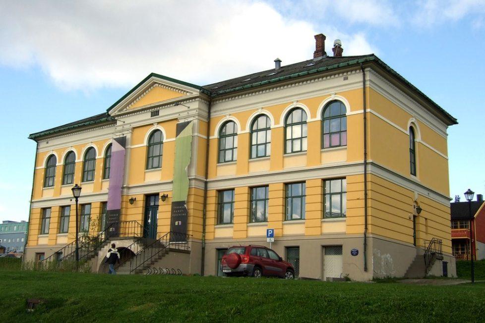 Tromsø Kunstforening kan bli husløse