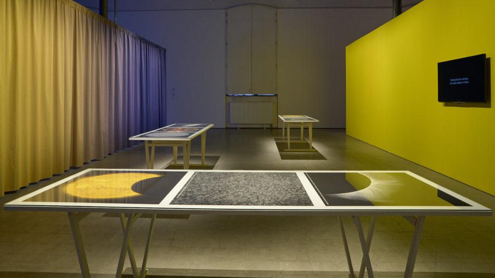 Det uendeligt abstrakte rum