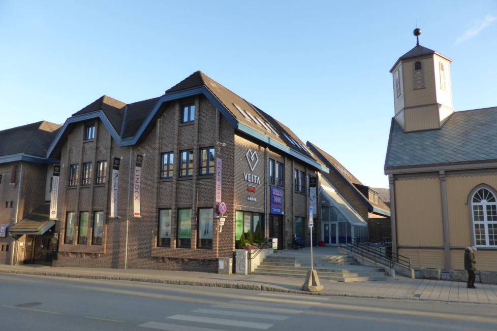 Mot en samisk kunsthall i Tromsø