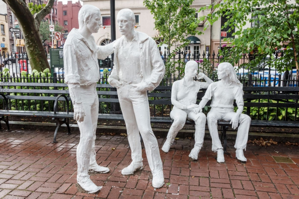 Göteborg får sitt första hbtqi+-monument